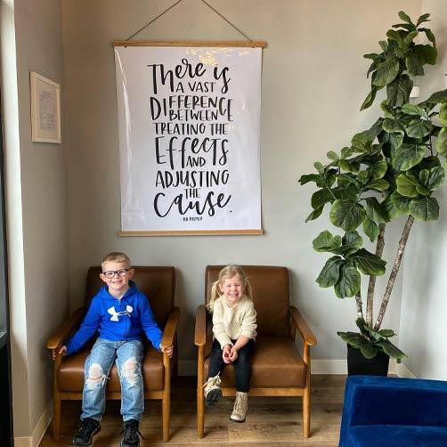 Chiropractic Hilliard OH Children