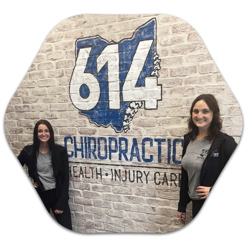 Chiropractic Hilliard OH Office Staff